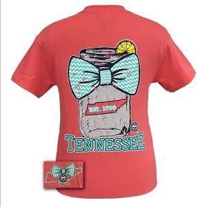 girlie girl originals Tennessee tshirt